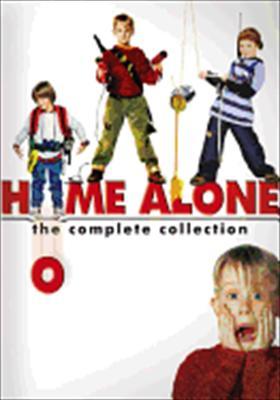 Home Alone Complete Caper Collection