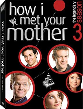 How I Met Your Mother: Season 3 0024543533252