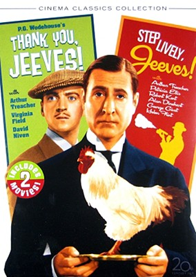Thank You, Jeeves!/Step Lively, Jeeves!