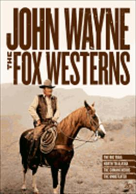 John Wayne: The Fox Westerns