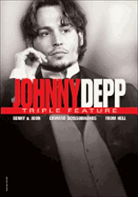 Johnny Depp Triple Feature