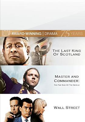 Last King of Scotland / Master & Commander / Wall Street