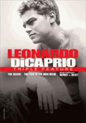 Leonardo DiCaprio Triple Feature