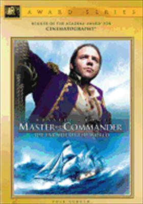 Master and Commander: The Far Side of the World 0024543114307