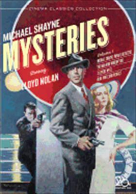 Michael Shayne Mysteries: Vol. 1