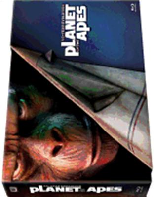 Planet of the Apes 5 Pack