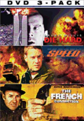 Police Action DVD 3-Pack