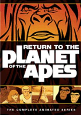 Return to the Planet of the Apes: The Complete Animated Series