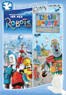 Robots / Little Robots Reach for the Sky