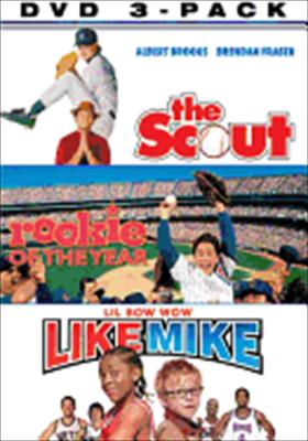 Sports DVD 3-Pack