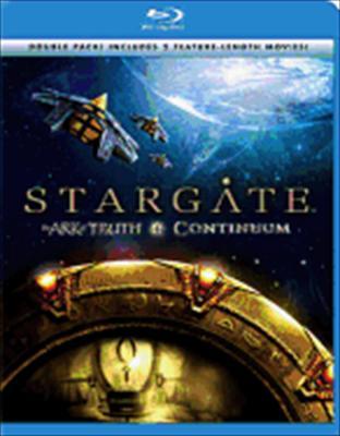 Stargate: The Ark of Truth/Continuum