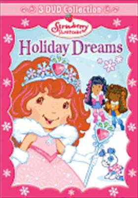 Strawberry Shortcake: Holiday Dreams [With Greetings Cards]