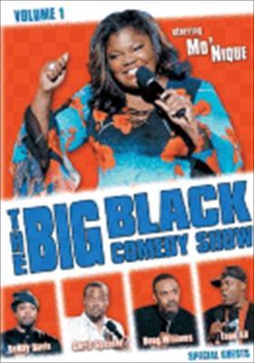 The Big Black Comedy Show: Volume 1