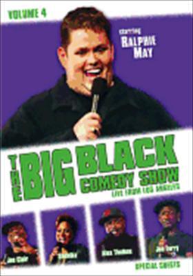 The Big Black Comedy Show: Volume 4