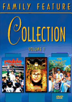 The Family Features Collection Volume 1