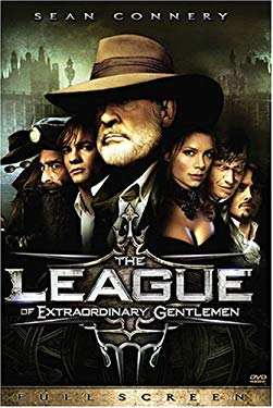 The League of Extraordinary Gentlemen 0024543101901