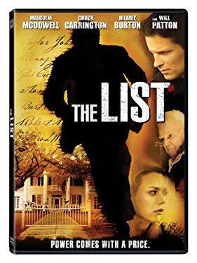 The List 0024543518075