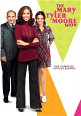 The Mary Tyler Moore Show: The Complete Second Season 0024543186694