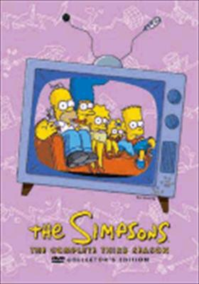 The Simpsons: The Complete Third Season