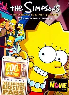 The Simpsons: The Complete Ninth Season