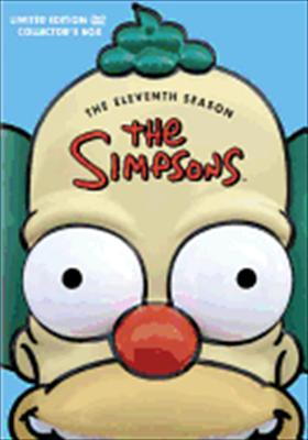 The Simpsons: The Complete Eleventh Season
