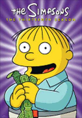 The Simpsons: The Complete Thirteenth Season