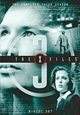 The X Files: The Complete Third Season