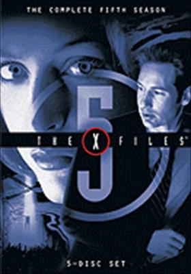 The X Files: The Complete Fifth Season