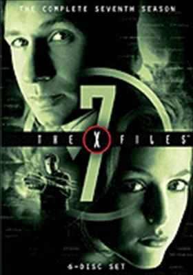 The X Files: The Complete Seventh Season