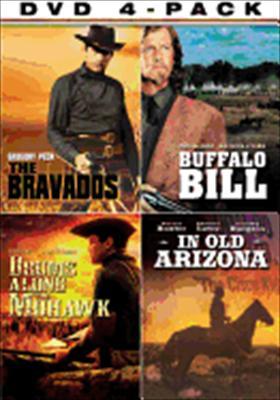 Western DVD 4-Pack