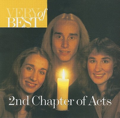 Very Best of 2nd Chapter of Acts 0094637011225