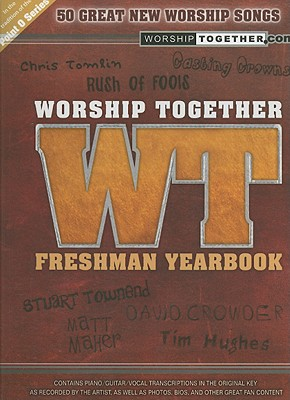 Worship Together Freshman Yearbook