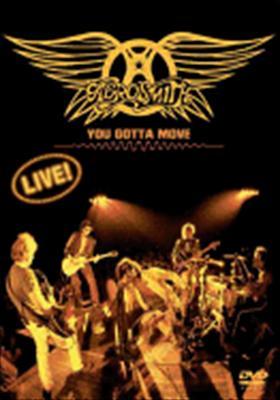 Aerosmith: You Gotta Move Live!