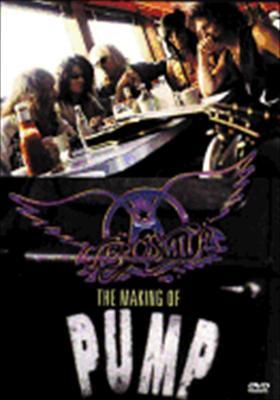 Aerosmith: The Making of Pump