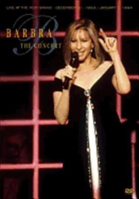 Barbra Streisand: Live at the MGM Grand