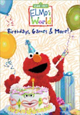 Elmo's World: Birthday Games & More