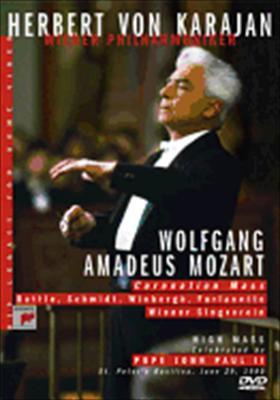 High Mass by Pope John Paul II - Mozart: Coronation Mass by Vienna Philharmonic Orchestra