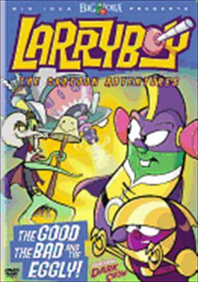 Larryboy: Eggly / Yodelhapper