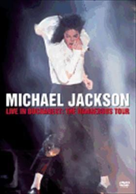 Michael Jackson: Live in Bucharest, the Dangerous Tour