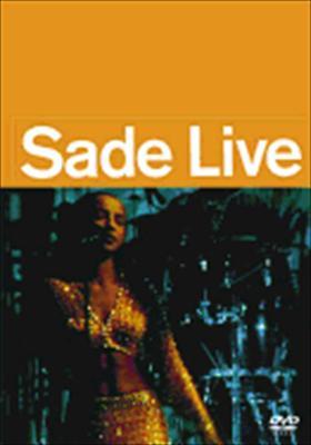 Sade: Live 0074645011493