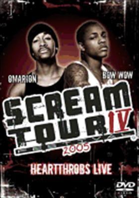 Scream Tour IV: Heartthrobs Live