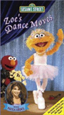 Sesame Street: Zoe's Dance Moves