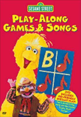 Sesame Street: Play Along Games & Songs
