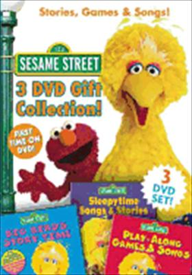 Sesame Street: Stories, Games & Songs