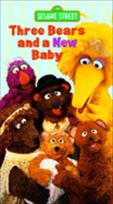 Sesame Street: Three Bears & New Baby