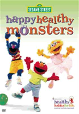 Sesame Street: Happy Healthy Monsters 0074645869193