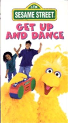 Sesame Street: Get Up & Dance