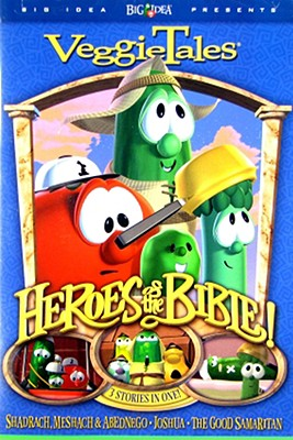 Veggie Tales: Heroes of the Bible / Stand Up Stand Tall Stand Strong