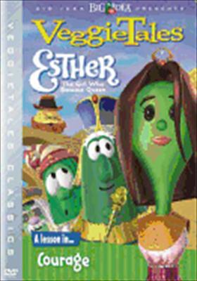 VeggieTales Esther the Girl Who Became Queen