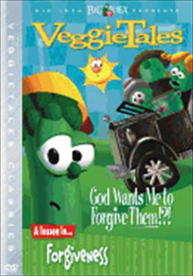 VeggieTales God Wants Me to Forgive Them